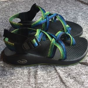 Chaco Blue and Green